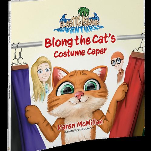 Blong the Cat's Costume Caper