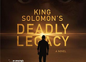 Interview: John Fergusson talks about King Solomon's Deadly Legacy