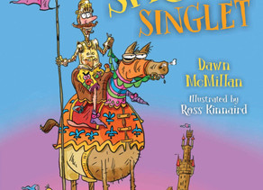 Sir Singlet by Dawn McMillan, illustrated by Ross Kinnaird