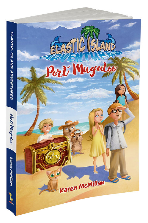 Elastic Island Adventures: Port Mugaloo