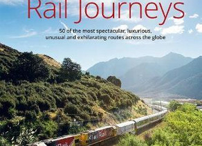 The World's Great Rail Journeys by Brian Solomon