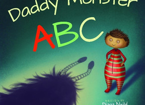 Daddy Monster ABC by Diana Neild