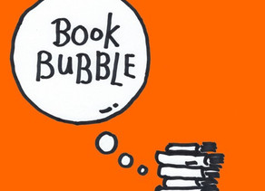 Book Bubble has gone live!