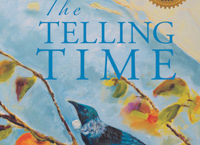 The Telling Time by PJ McKay