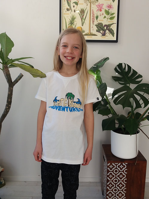 Elastic Island Adventures T-Shirt
