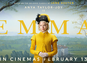 Win 1 of 5 Emma double movie passes