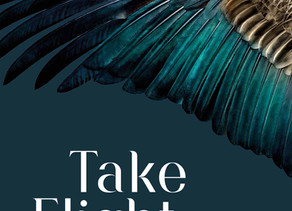 Book Launch: Take Flight by JL Pawley