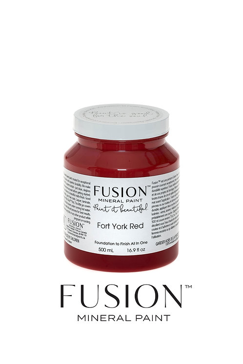 Fusion - Fort York Red