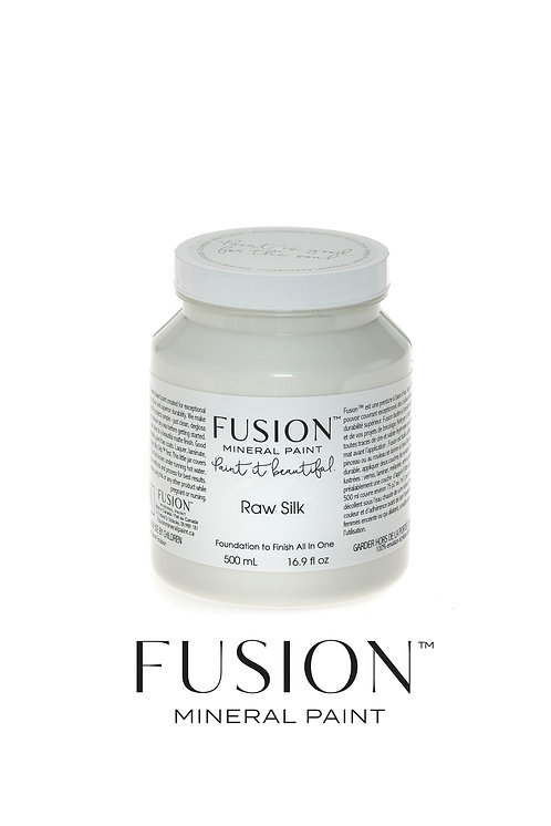 Fusion - Raw silk