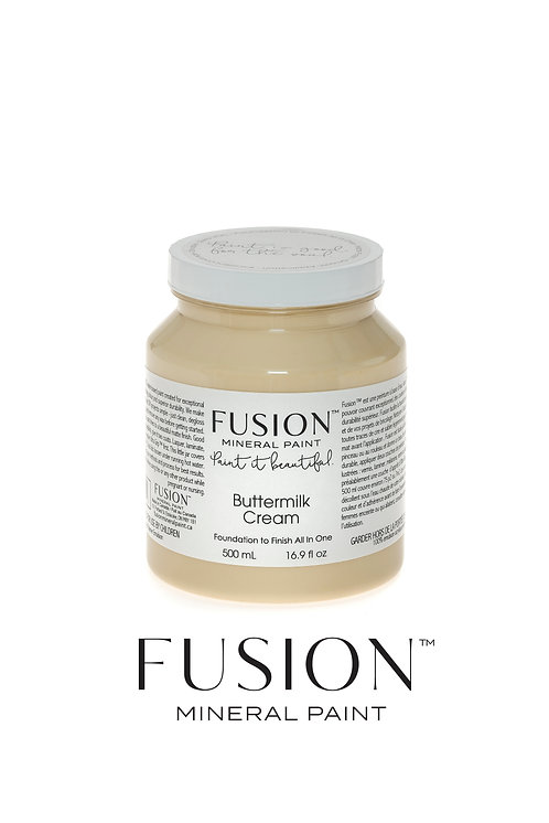 Fusion - Buttermilk Cream