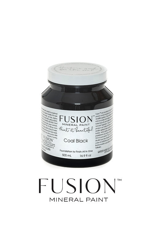 Fusion - Coal Black