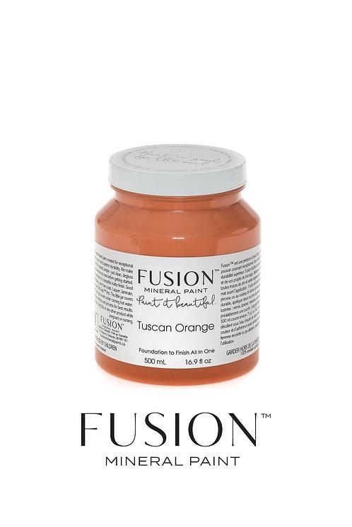 Fusion - Tuscan Orange
