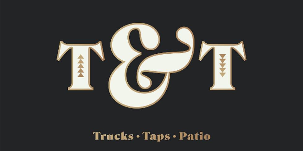 Trucks and Taps Dinner Night