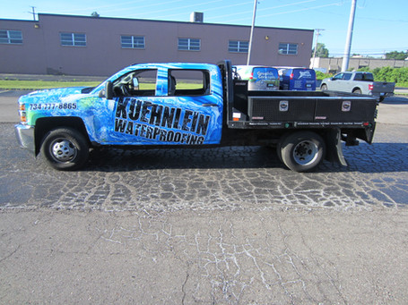 Kuehnlein Concrete & Waterproofing