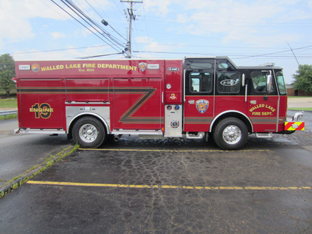 Walled Lake Fire Department