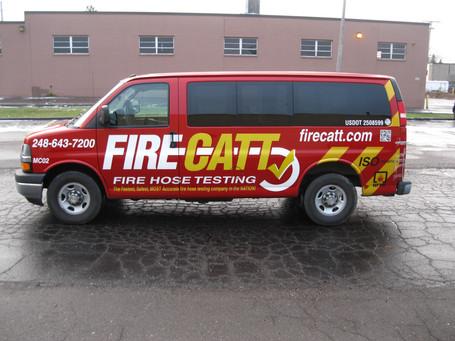 Fire Catt