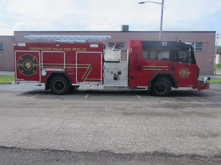 Farmington Hills Fire Department