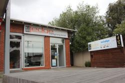 Dental Clinic Shop Front