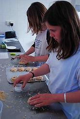 atelier cuisine enfants, childrens cookery workshop 1
