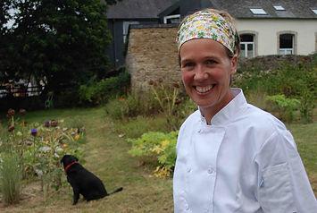 Wendy Davies vegetarian chef