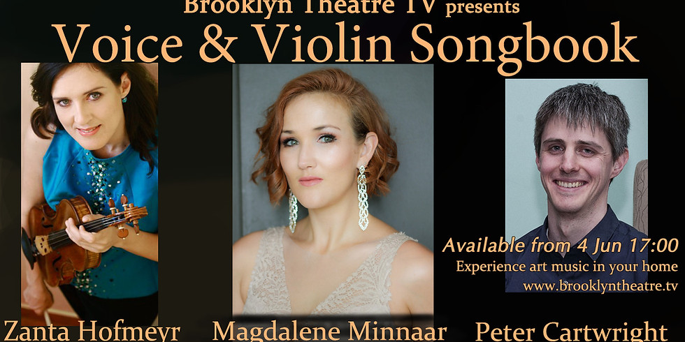 Violin and Voice Songbook