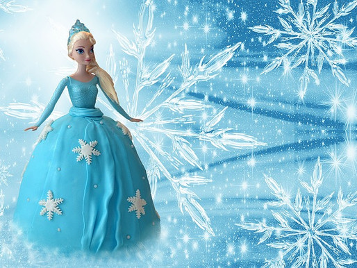 Elsa's Personal Power Lesson - Spoiler Alert