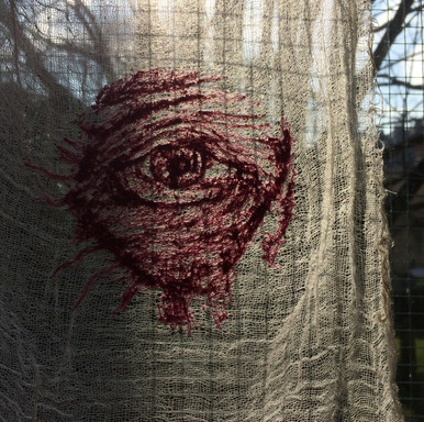 'The Body as Flesh' series, 2017