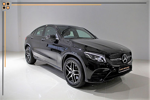 MERCEDES BENZ GLC 250 COUPE AMG LINE