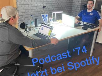 Podcast'74