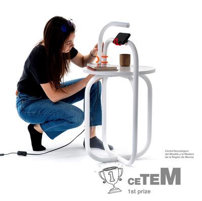 1st Prize - CETEM Design Award 2020