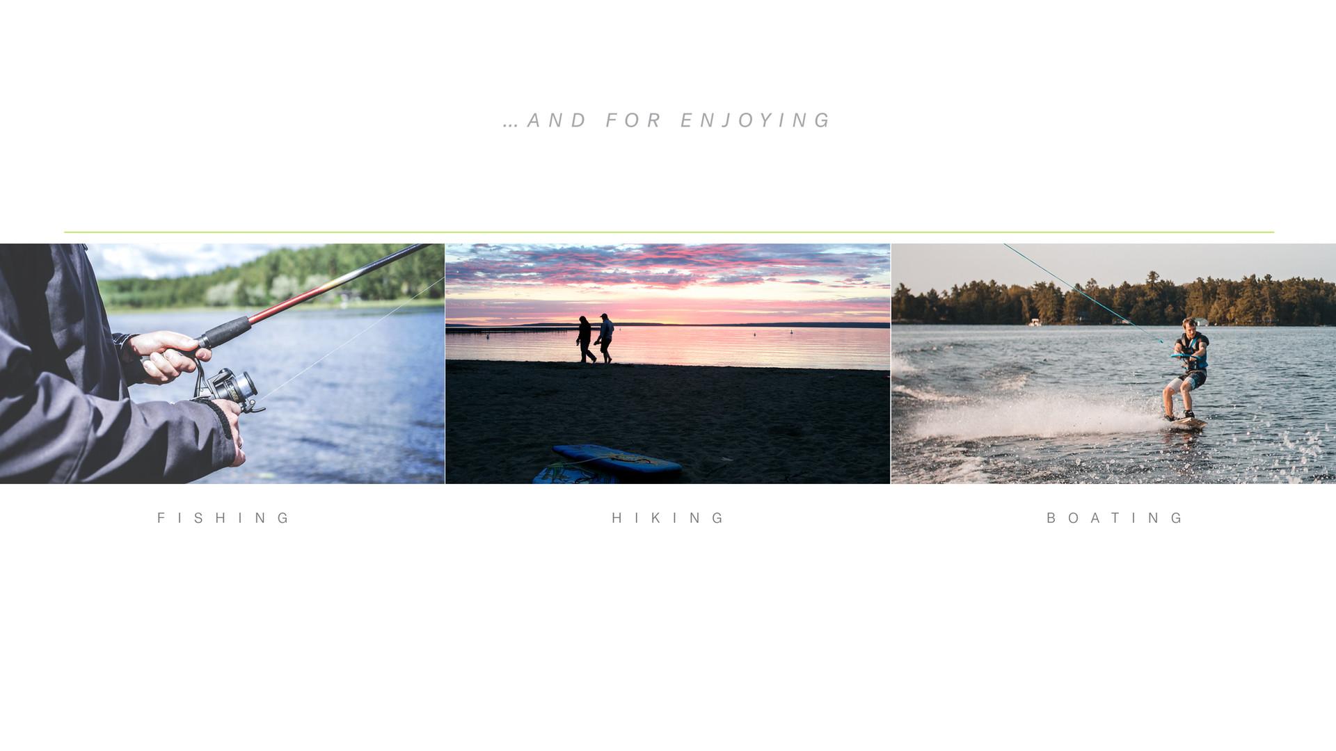 Waskesiu Lake - Made for Enjoying