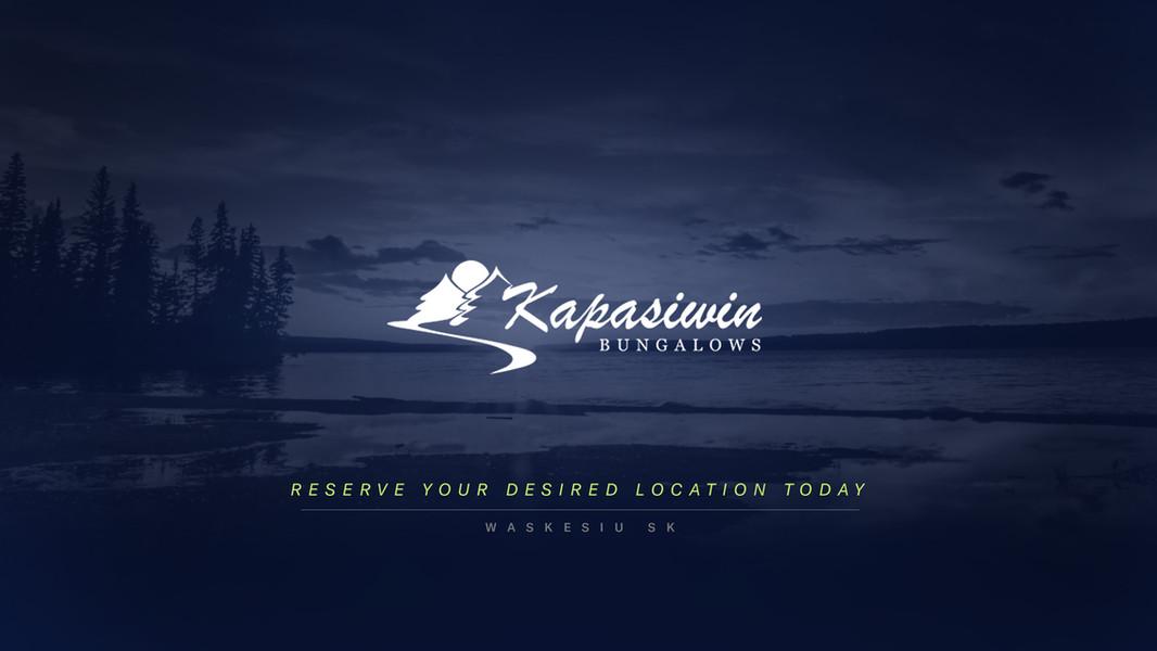 Kapasiwin Bungalows in Waskesiu, Saskatchewan; Prince Albert National Park