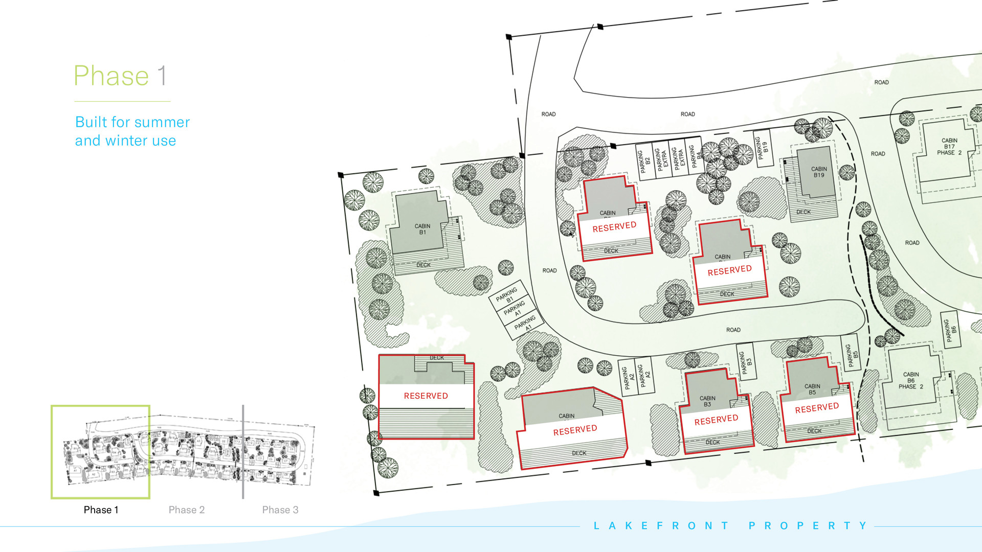 Kapasiwin Bungalows - Phase 1 Development