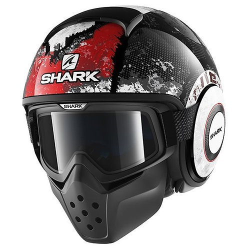 Shark DRAK Openface Helmets Evok KRA