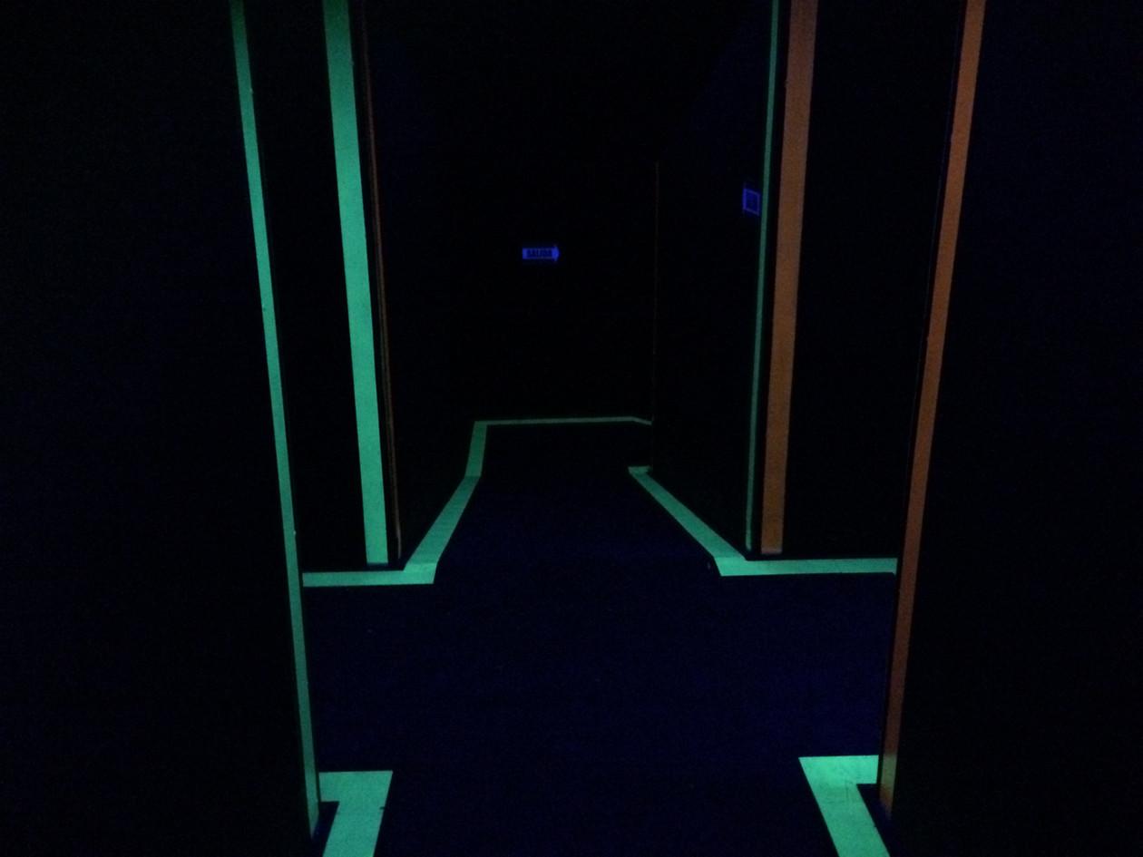 Laberinto Lasergame