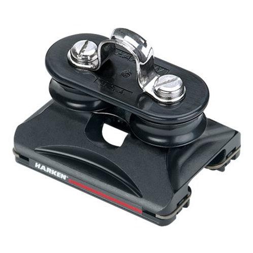 22 mm Car — Fixed Sheaves, Eyestrap
