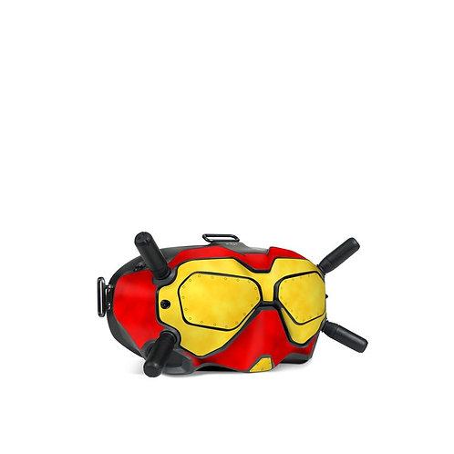 Dji FPV Goggles V2 Skin ''Hero''