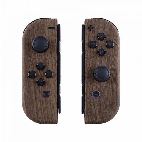 Nintendo Switch Joy-Con Shell ''Wood''