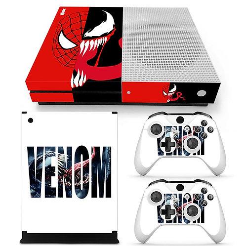 Xbox One S Skin ''Venom''