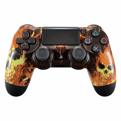 Ps4 Controller ''Inferno''