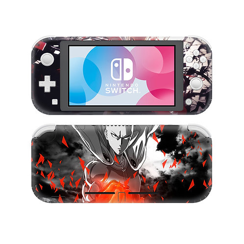 Nintendo Switch Lite Skin ''One Punch''