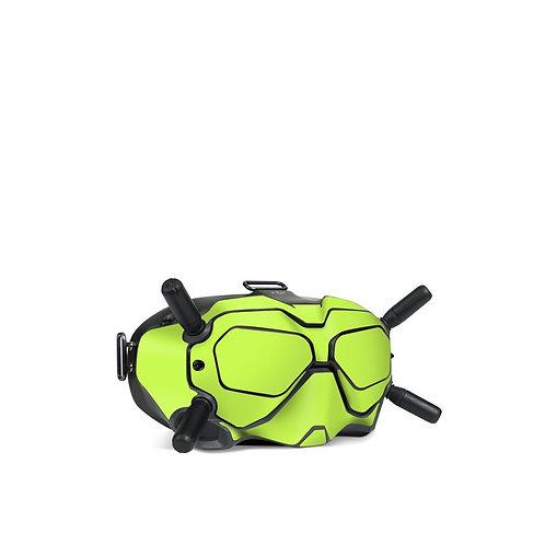 Dji FPV Goggles V2 Skin ''Lime''