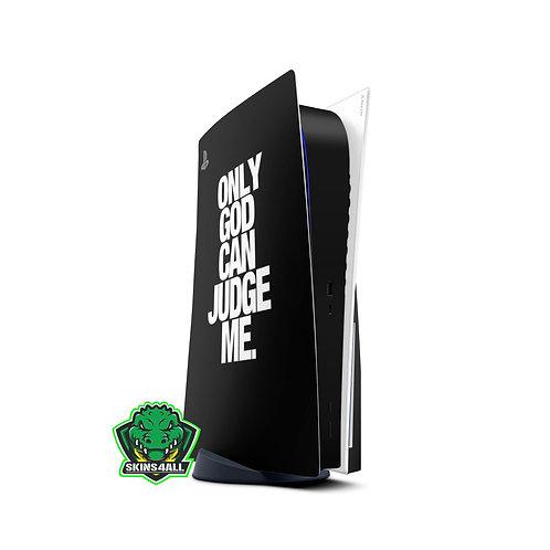 Playstation 5 Skin ''Only God''