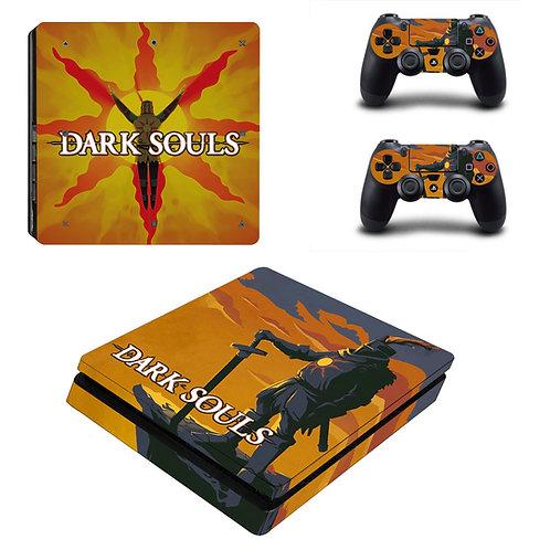 Ps4 Slim Skin ''Dark Souls''