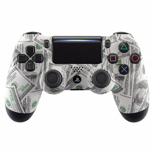 Playstation 4 Controller Shell ''Ca$h Flow''