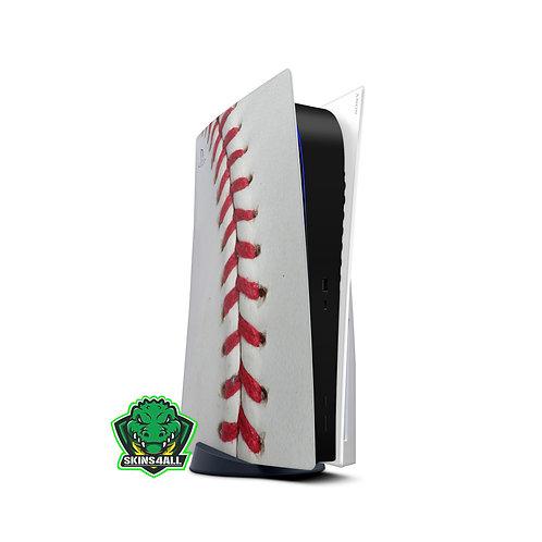 Playstation 5 Skin ''Baseball''