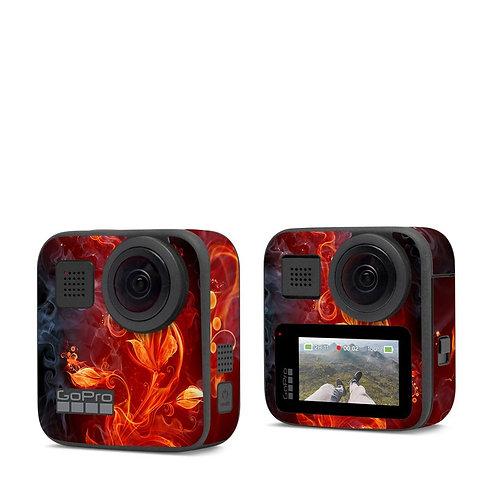 GoPro Max Skin ''Fire Flower''