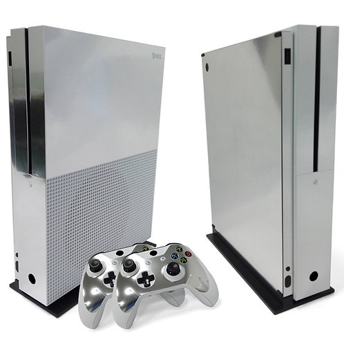 Xbox One S Skin ''Chrome''