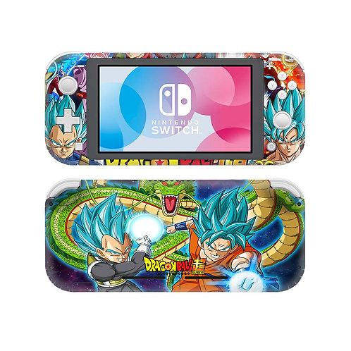 Nintendo Switch Lite Skin ''Dbz''
