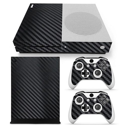 Xbox One S Skin ''Carbon''
